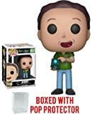 Rick and Morty Jerry Pop! Vinyl Figure and (Bundled with PROTECTOR CASE)