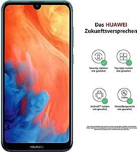 Huawei Y7 (2019) - Smartphone 32GB, 3GB RAM, Dual Sim, Aurora Blue: Amazon.es: Electrónica