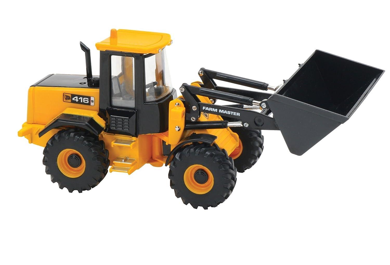 britains 1 32 jcb replica 416s farm master collectable farm toy