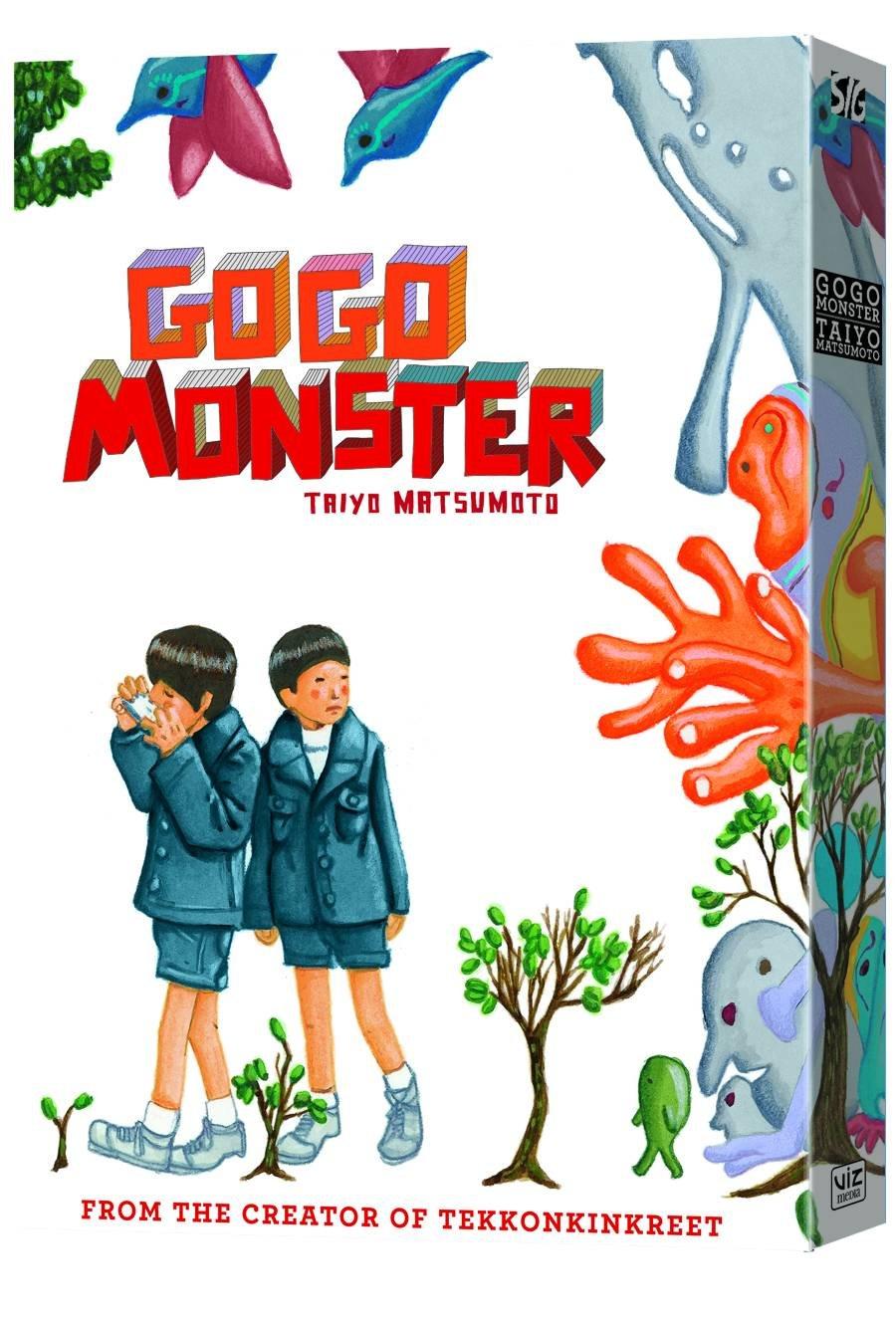 Ebook Gogo Monster By Taiyo Matsumoto