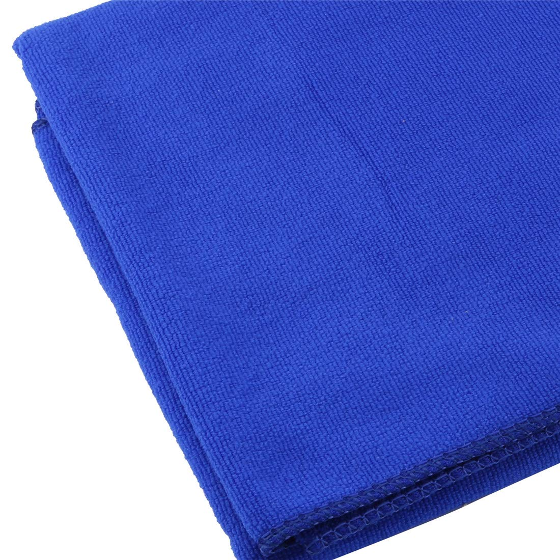 Queiting Extra Large Microfibre Towel Quick Drying Travel Beach Towel For Swimming Gym Sports Blue