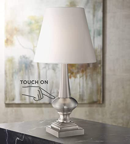 Lights & Lighting Lamps & Shades Modern Minimalist Cloth Cover Reading Table Desk Lamp Iron Three Feet Floor Lighting Living Room Bedroom Bedside Office Decor Cheapest Price From Our Site