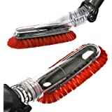 Replacement Multi-Angle Dust Brush Designed for Shark Vacuums