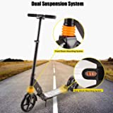 kids/Adult Scooter with 3 Seconds Easy-Folding