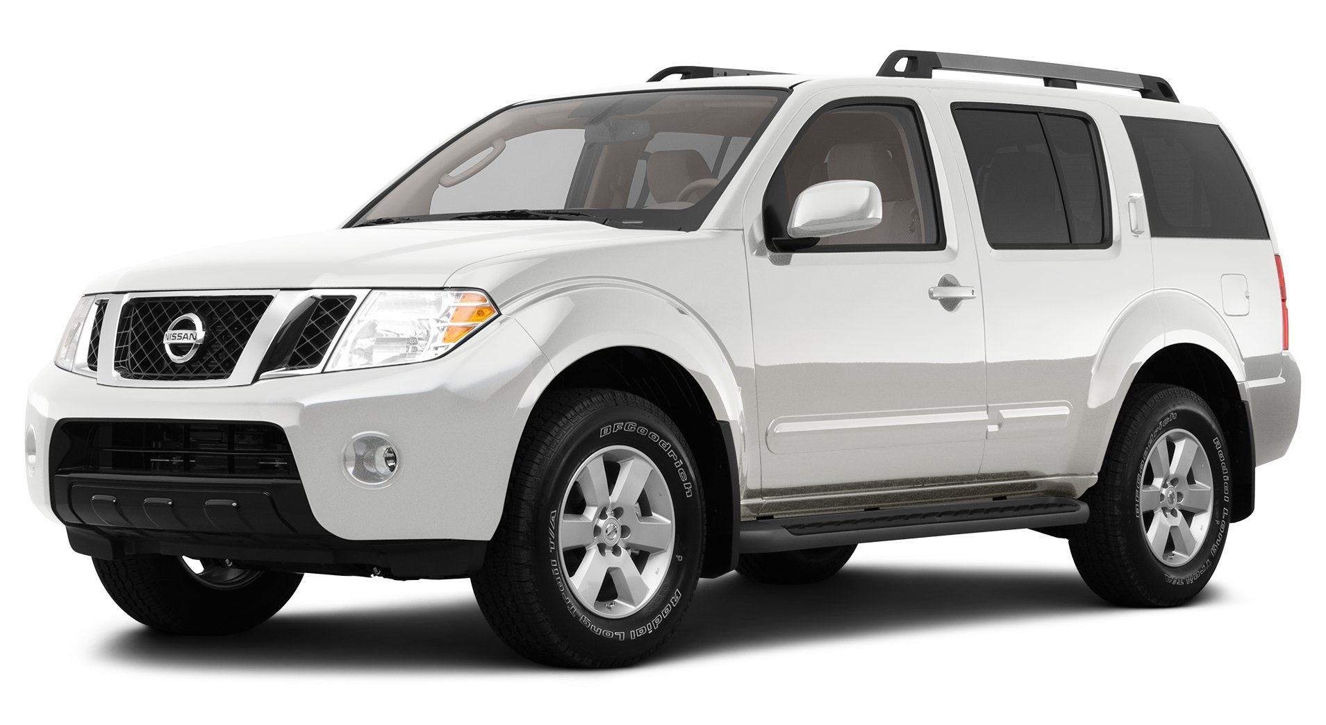 motoring twin pathfinder nissan ford vs test intro explorer reviews