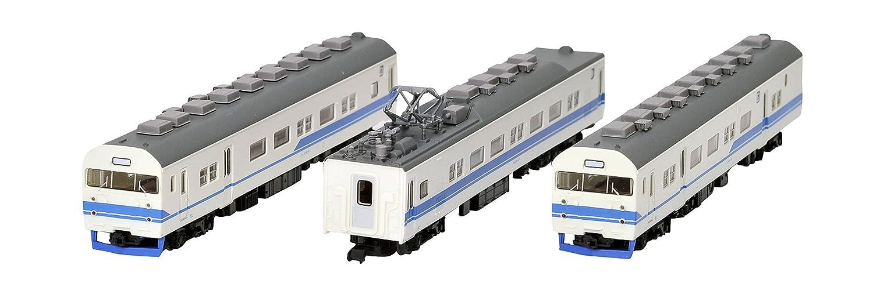 鉄道コレクション 鉄コレ JR419系 北陸本線 新塗装 3両セット A ジオラマ用品 (メーカー初回受注限定生産)   B078Y6N2L7