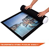 Puzzle Roll Up Mat, Tunery Puzzle Storage, Jigsaw
