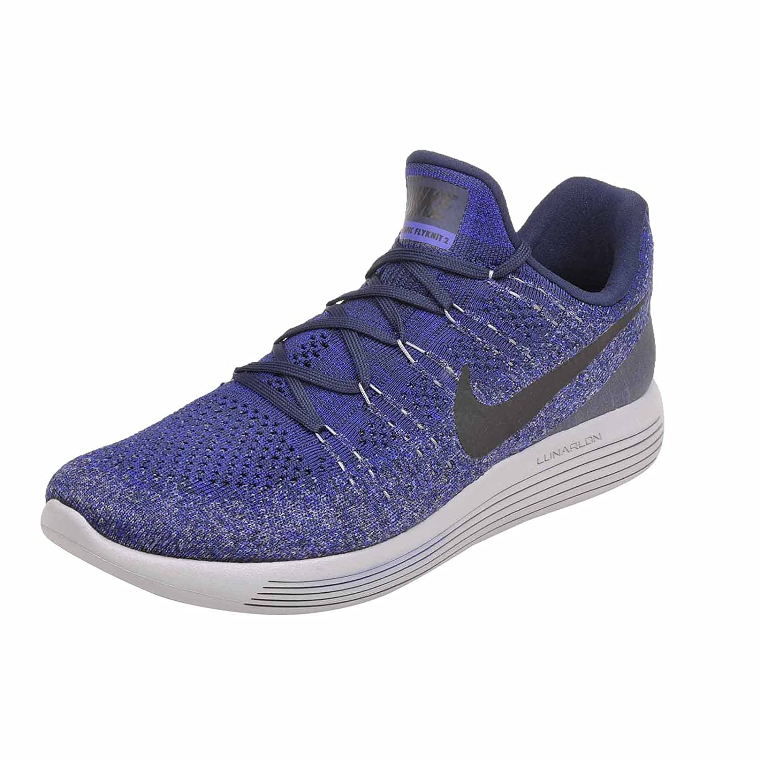 d2d969ad48f8 Nike Lunarepic Low Flyknit 2 College Navy Black Concord (Size 13)  Buy  Online at Low Prices in India - Amazon.in
