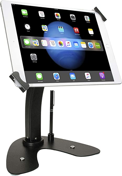 """Universal Tablet Lock kit Fits most tablets with 8-10/"""" screens including iPad"""
