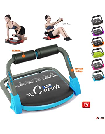 pretty nice c7c96 93ce0 Xn8 Sports ABS Core Smart Body Exercise Machine AB Toning Workout Equipment  Fitness Trainer Gym Home