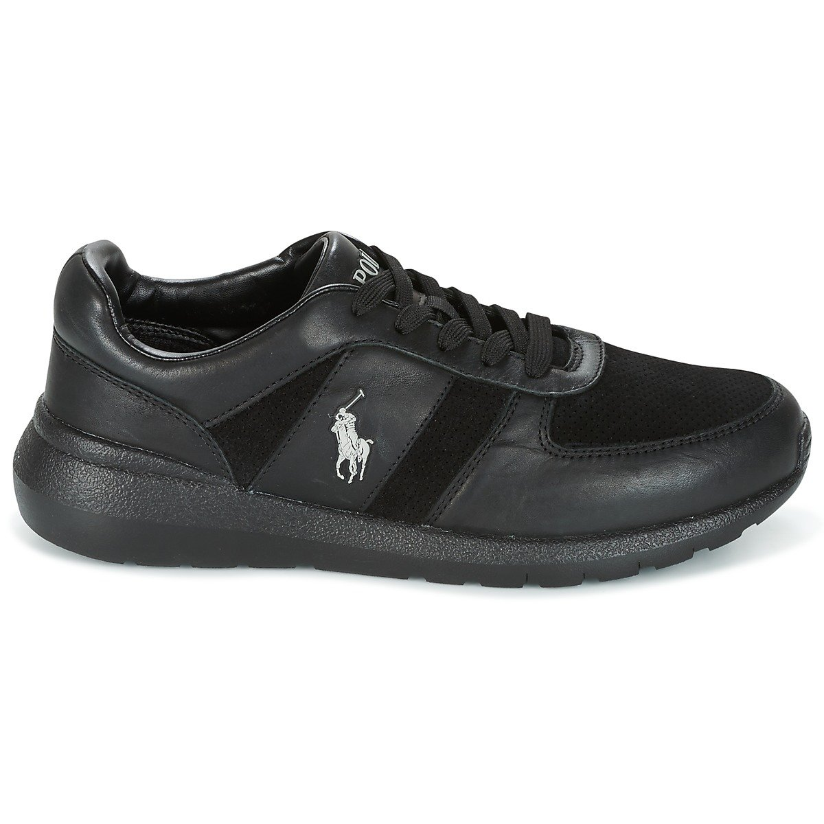 Zapatillas Polo Ralph Lauren Cordell - Color - Negro, Talla - 43 ...