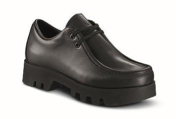 Scarpa Anfibio Lite Schwarz, Damen EU 38 - Farbe Black Damen Black, Größe 38 - Schwarz