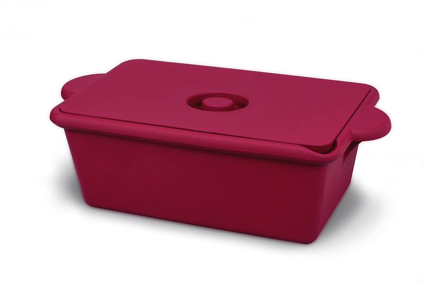 Heathrow Scientific HD28729R True North Cool Container Pan with Ergonomic Handle, Polyurethane, 9L Capacity, Ruby