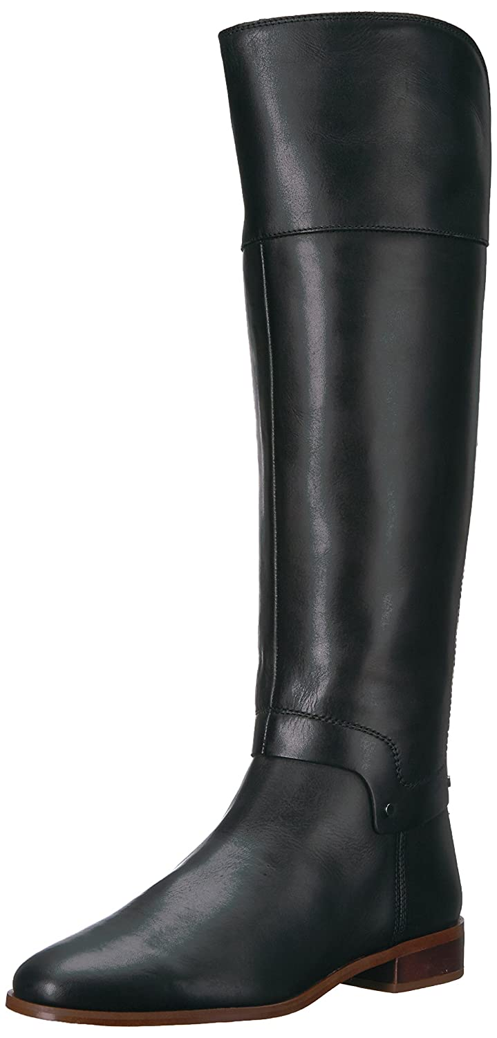Franco Sarto Women's Roxanna Knee High Boot B07193LWP2 12 B(M) US|Black