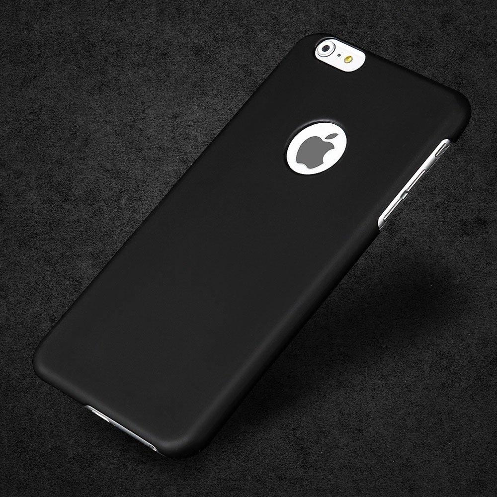 iphone 6 matte black. amazon.com: iphone 6 plus / 6s case, acewin [exact-fit] (5.5) slim case soft finish coated surface with premium matte hard iphone black t