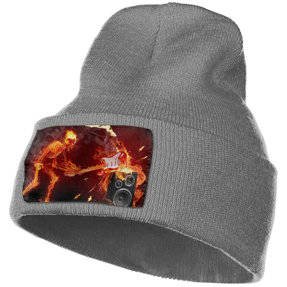 6185aa39ad32 Deep Heather Beanie Hats Hats Hats Red Flower Knit Hedging Cap Slouchy  Winter Warm Skull Caps For Men Womens ffe22b
