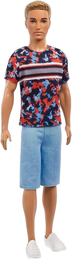 barbie ken fashionista doll