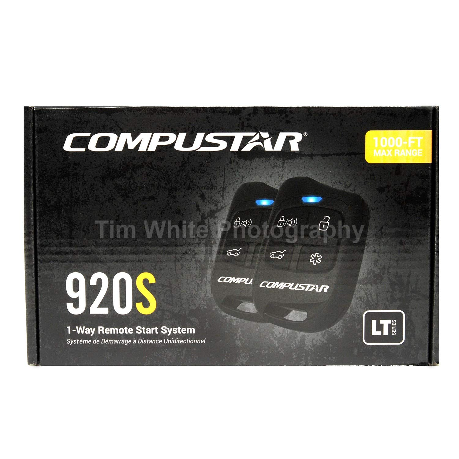 Compustar CS920-S 1-way Remote Start and Keyless Entry System with 1000-ft Range 4350412630 920S