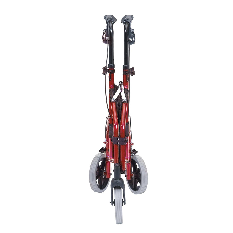 Drive Medical Triwalker - Andador con tres ruedas (aluminio ...