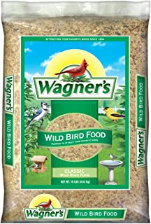 product image for Wagner's 52002 Classic Blend Wild Bird Food, 10-Pound Bag