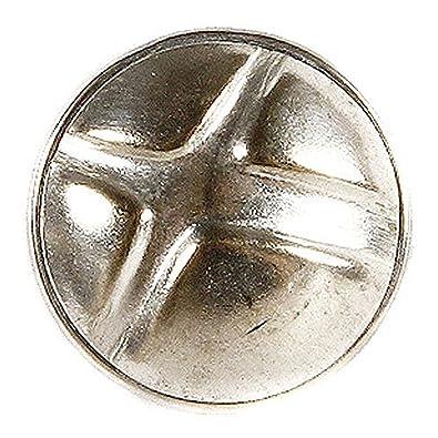 Noosa morceau Carrefour en laiton plaqué argent  Amazon.fr  Bijoux 04c720fcd09
