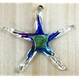 Glass Starfish by Luke Adams Handblown Glass