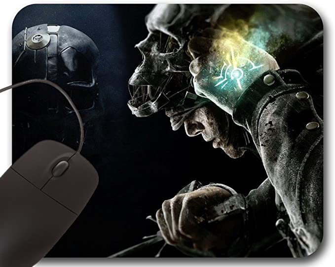 Mousepad Dishonored II (B) - Alfombrilla de Ratón: Amazon.es ...