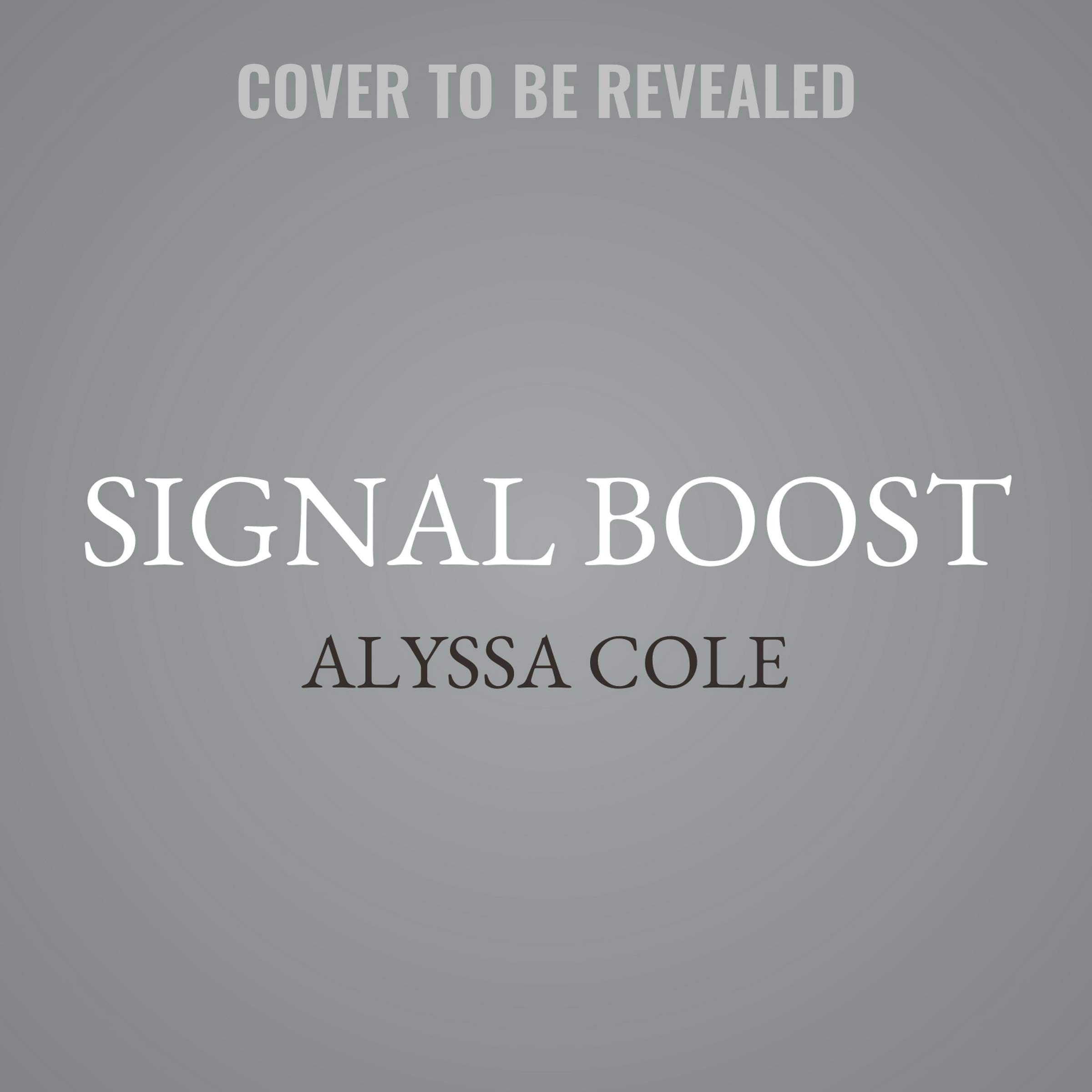Alyssa cole mixed signals when dating