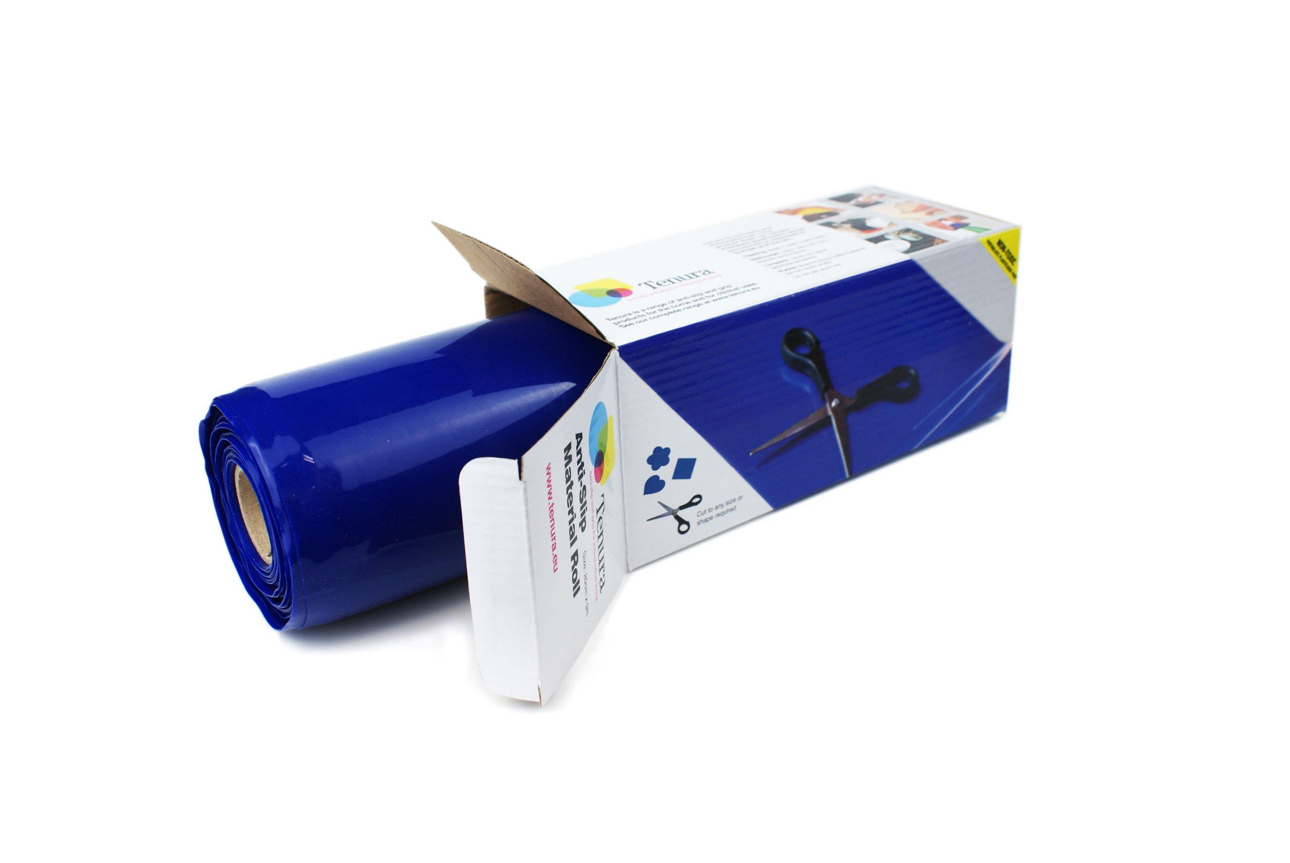 SP Ableware Tenura Silicone Non-Slip Roll, Blue (75376-1302)