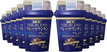 UCC カップコーヒー ザ・ブレンド ブルーマウンテンブレンド 2P×10個