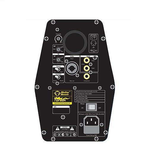 Monkey Banana Turbo 4 Monitor de estudio de cercanía activo: Amazon.es: Electrónica