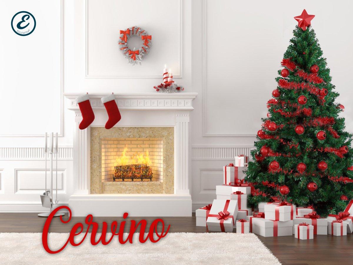 DECORAZIONI NATALIZIE ALBERO DI NATALE CERVINO-M 180 CM 650 PUNTE CHRISTMAS PINO FOLTO REALISTICO IMAGE 4