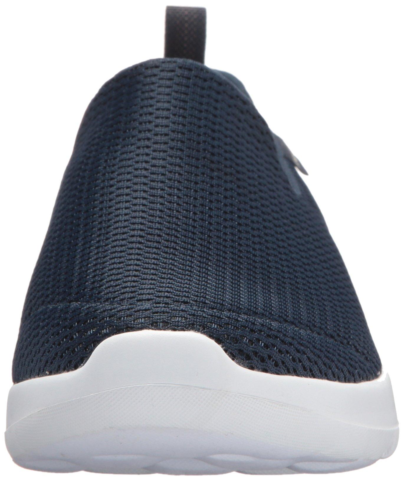Skechers Performance Women's Go Walk Joy Walking Shoe,navy/white,5 W US by Skechers (Image #4)