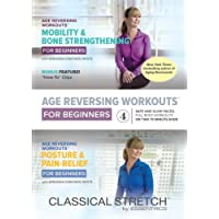 Classical Stretch - Age Reversing Workouts for Beginners: Box Set