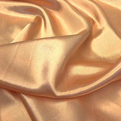 """60/"""" Inches wide Soft Touch 2 Yards Charmuse Satin for Bridal etc Many Colors"""