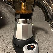 Amazon.com: DeLonghi EMK6Alicia Cafetera elé ...