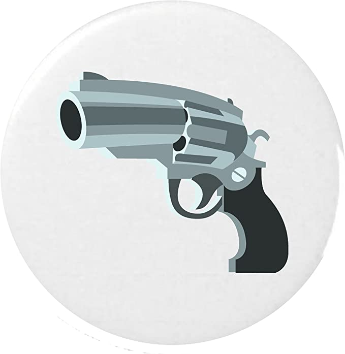Gun Emoji / Machine gun emojis, emoticons, smileys.