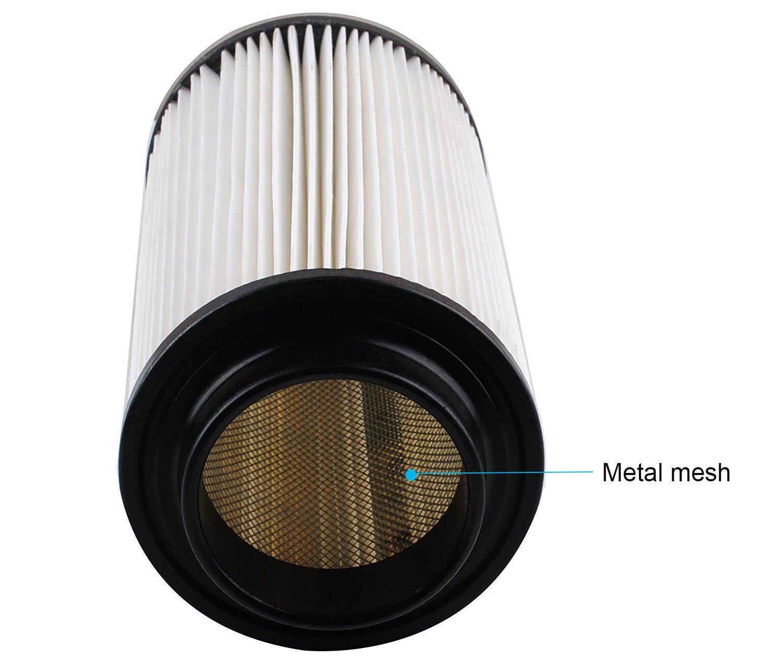 Podoy 7080595 Air filter for Polaris Sportsman Scrambler Magnum 400 500 550 570 600 700 800 850 ATV Parts by Podoy (Image #5)
