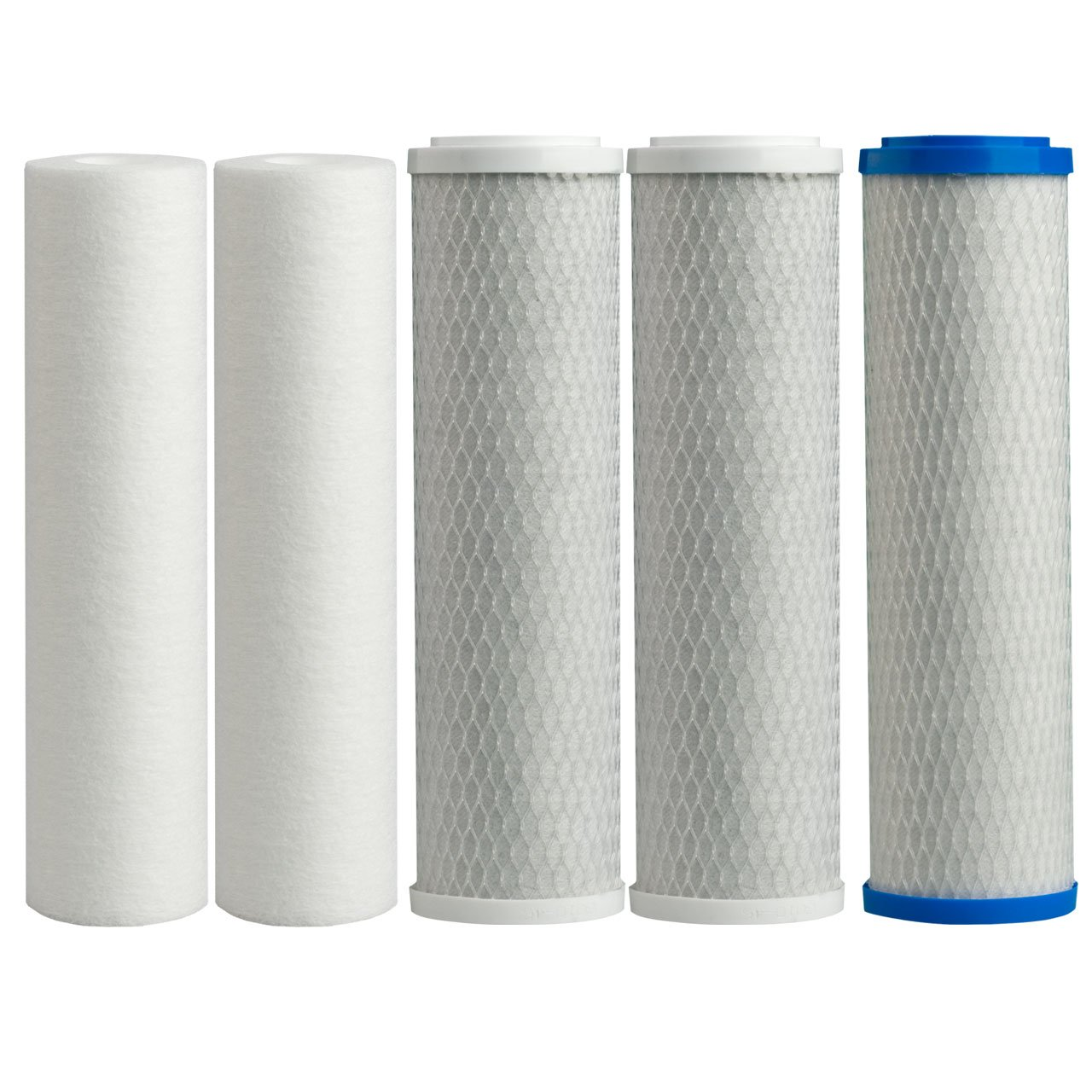 Watts Premier 500124 WP-4V Replacement Filter Pack for Reverse Osmosis System by Watts Premier