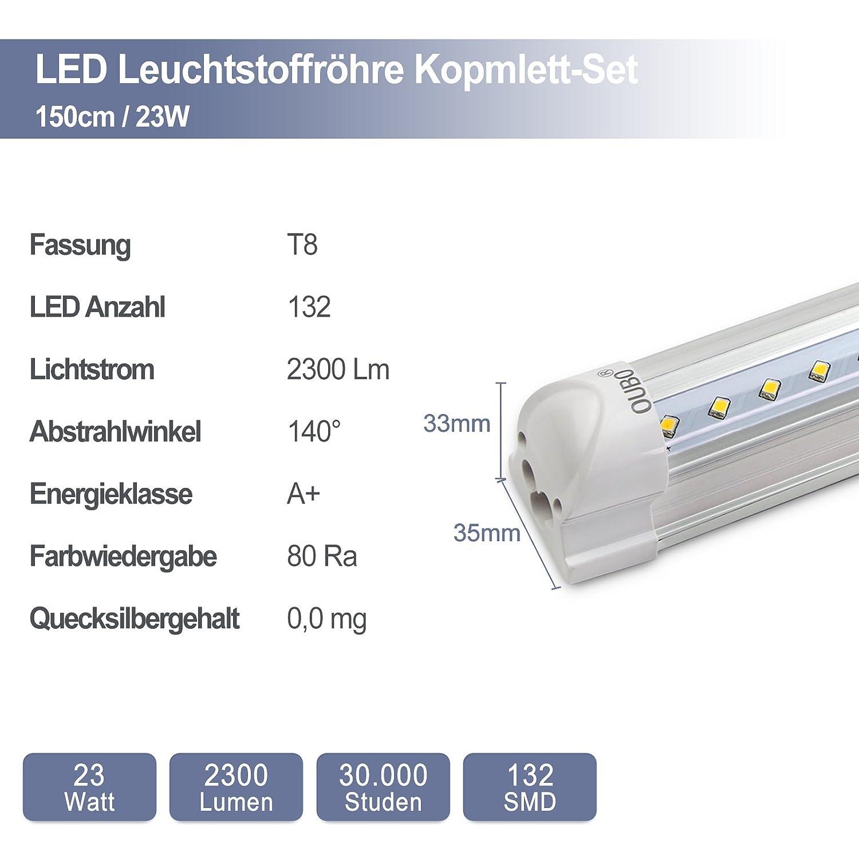 71UXrd5%2BAxL._SL1500_ Wunderbar 58 Watt Leuchtstofflampe Lumen Dekorationen