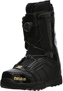 bb9fa872419d Amazon.com   Salomon Scarlet Quicklock Snowboard Boots - Black Mint ...