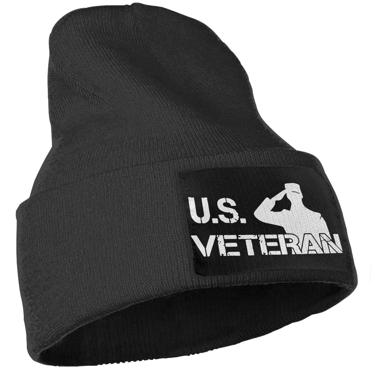 COLLJL-8 Unisex Veterans Day Outdoor Fashion Knit Beanies Hat Soft Winter Skull Caps
