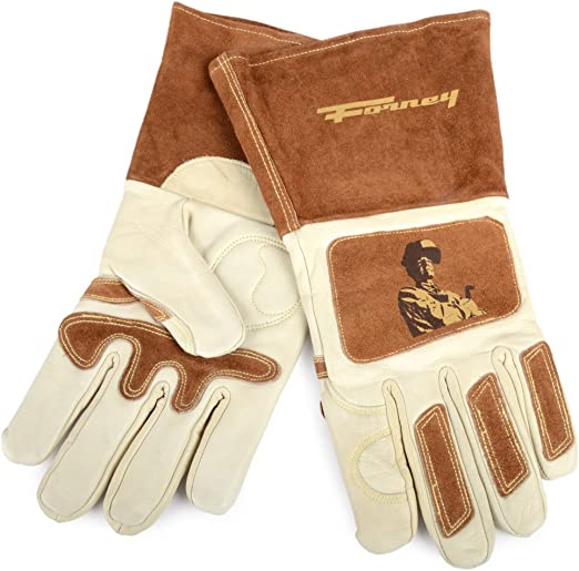 Forney 53411 Signature Mens Welding Gloves X-Large