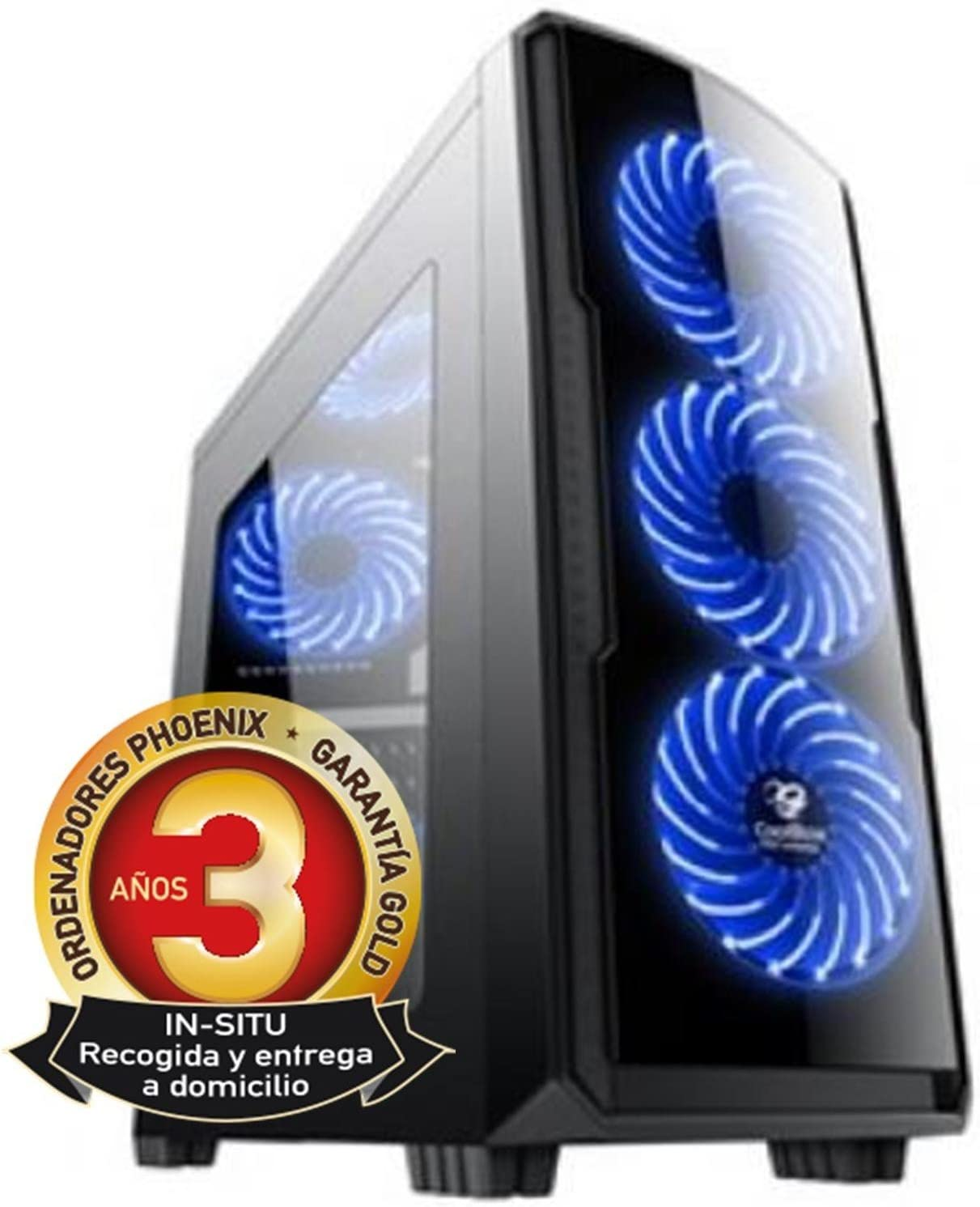 Phoenix Technologies Ordenador Phoenix Gaming Therion Intel Core