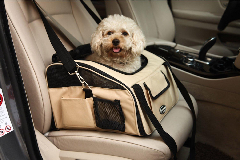 T Tocas impermeable asiento de coche pequeño gatos perros cachorro ...
