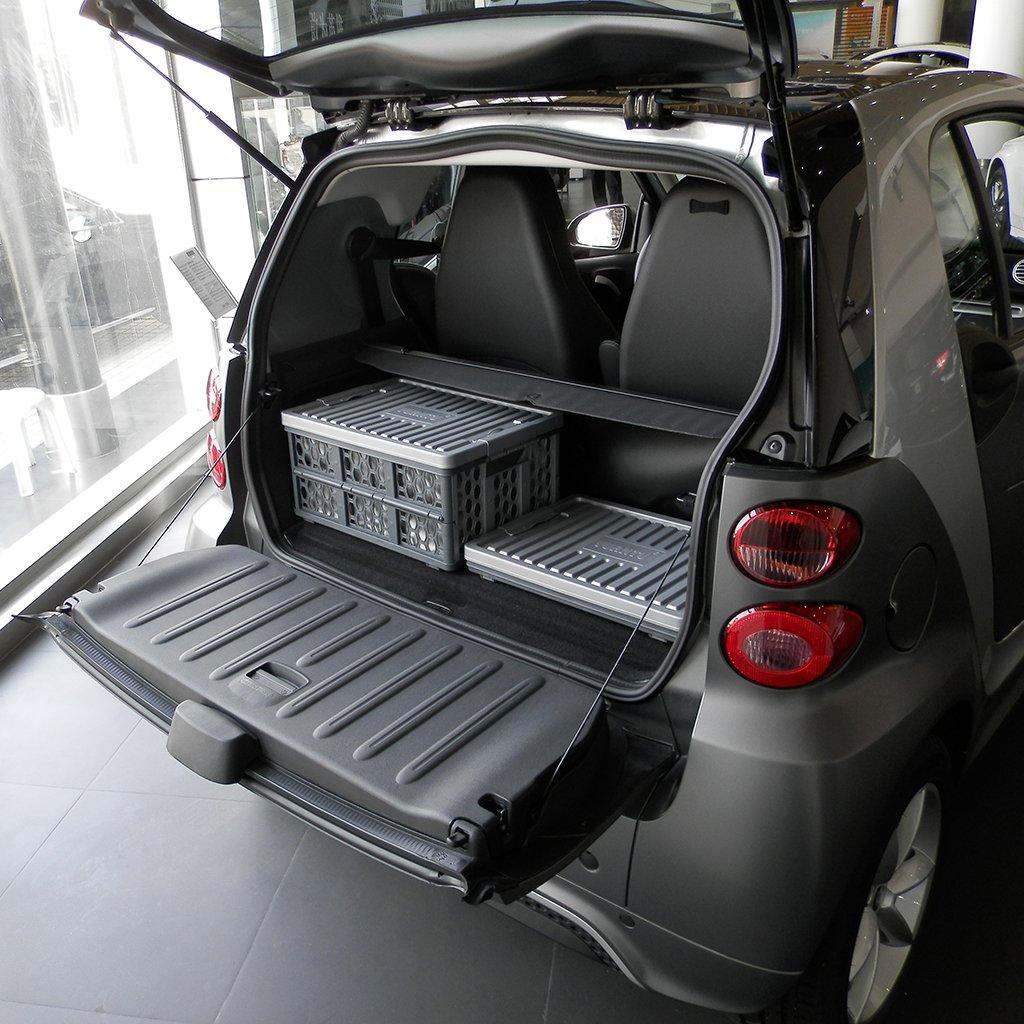 Finether Klappbox Klappkiste Kofferraumbox mit Deckel und ...