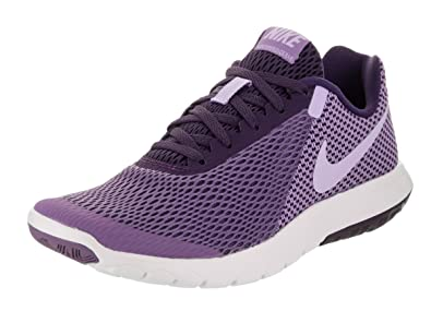 f3026acbd7c Image Unavailable. Image not available for. Color  Nike Womens Flex  Experience Rn 6 Purple Earth Purple Agate Ink Running Shoe ...