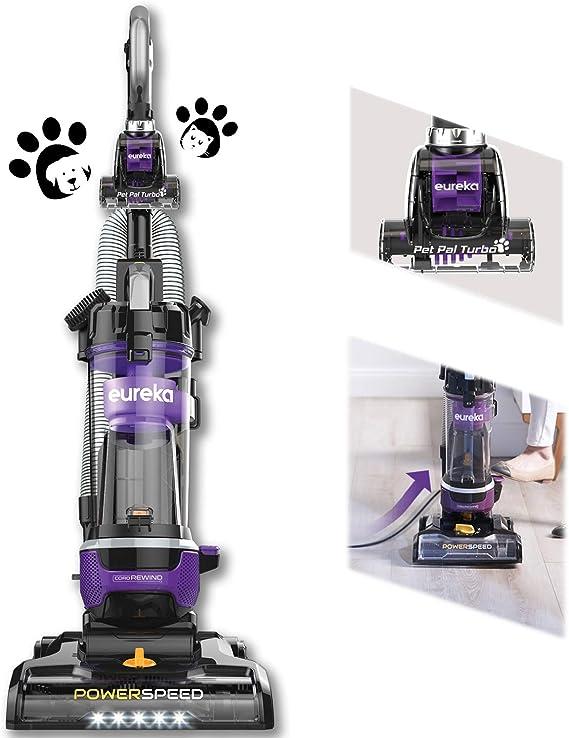 Eureka PowerSpeed Bagless Upright Vacuum Cleaner