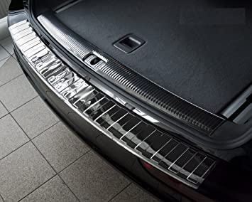 Stainless Steel Bumper Protector