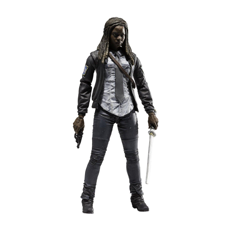 Parallel Import Goods McFarlane Toys Walking Dead TV Series 9 Michonne Constable Clothes ver.
